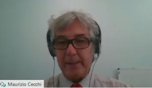 Maurizio Cecchi, Telecom Italia