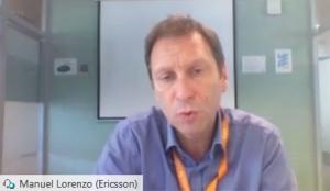 Manuel Lorenzo, Ericsson Spain