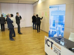 5G infrastructures session at ICT 2018