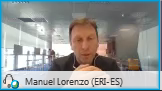 Manuel Lorenzo, Ericsson