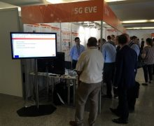 5G EVE booth at EuCNC 2019