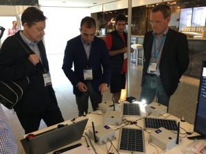 5G EVE power-grid demo