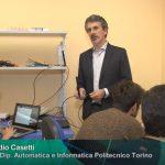 Prof. Claudio Casetti from Politecnico di Torino