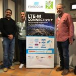 5G EVE demo at the ETSI IoT Week in Sophia Antipolis