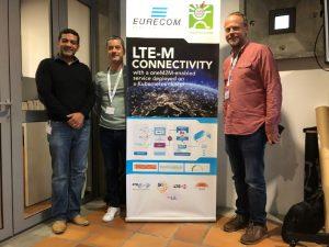 EURECOM at ETSI IoT Week 2019