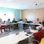 NSF visit at Spanish 5G EVE site facility