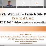French 5G EVE Demo Webinar - 7 July 2020