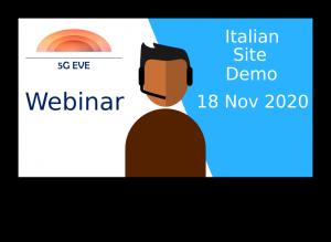 Italian Site Demo Webinar 2020
