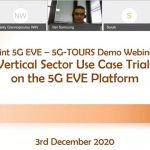 5G EVE – 5G-TOURS Webinar Video