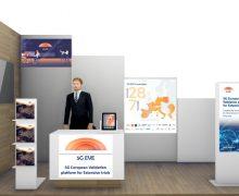 5G EVE booth - EuCNC 2021